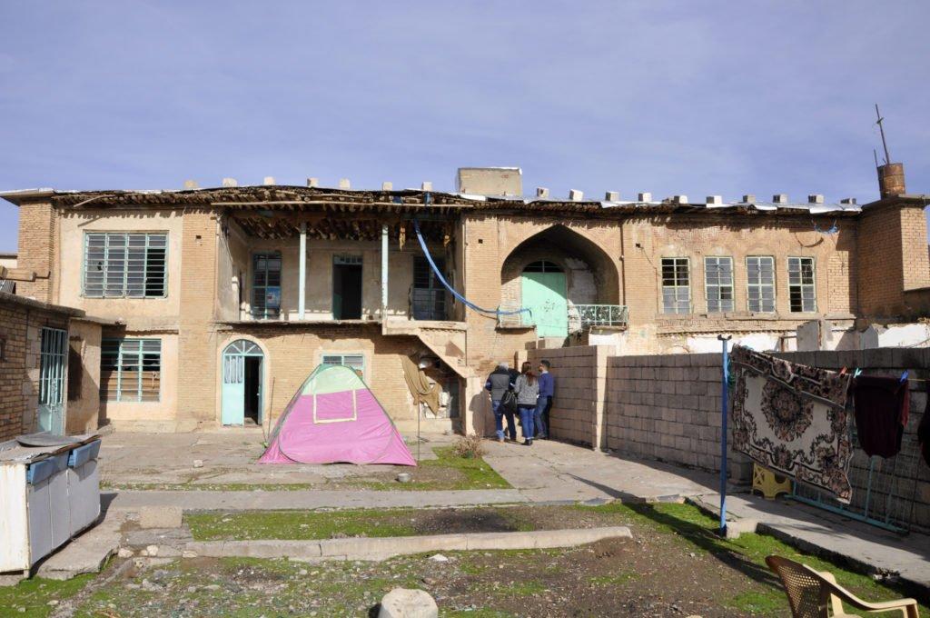 Vue générale de la maison Mutabchi